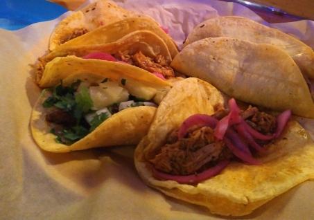Tacos at Chapultepec